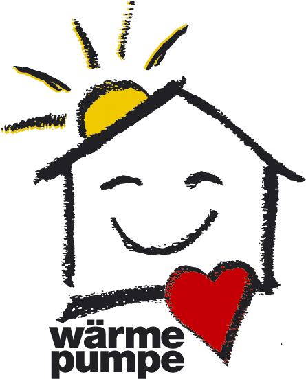 Logo Wärmepumpe